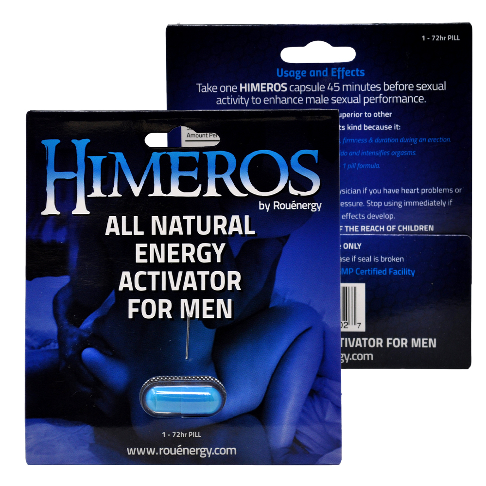 HIMEROS Male Performance Supplement