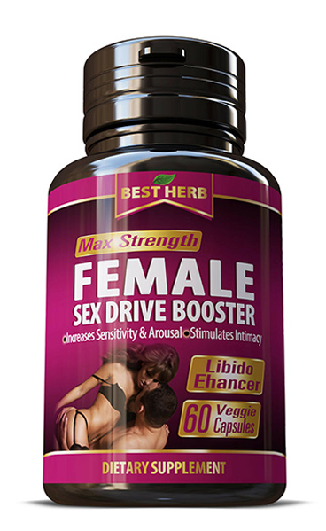 Female Natural Organic Sexual Enhancer Pills & Sex Drive Booster